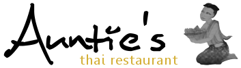 Aunties Thai Restaurant & Takeaway St Neots Cambridgeshire serving fresh Thai food